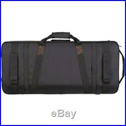 Protec Alto Sax / Flute / Clarinet Combination Tri Pro Pac Case Black