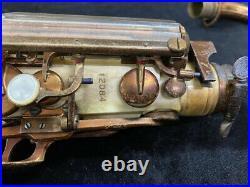 Rare Complete Grafton'Plastic Sax' Alto Saxophone Serial # 12084
