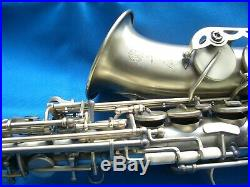 Reference 54 Alto Sax Saxophone w Abalone keys and Case