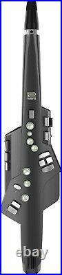 Roland AE-10G Alto Sax, Black Graphite Digital Wind Instrument, New #Z0K9487