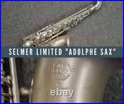 SELMER Limited Edition Adolphe Sax alto saxophone