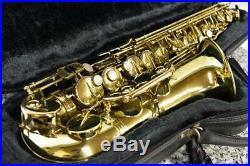 SELMER Super Action 80 SA80 SA-80 SERIE II 2 Alto Sax Saxophone Used WithHard Case