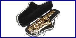 SKB MOLDED CONTOURED HARDSHELL HARD ALTO SAX CASE for Yamaha, Bach, Getzen