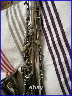 Sax alto Adolphe Sax fils vintage original before Selmer circa 1900