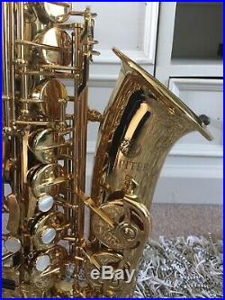 Saxophone Alto Sax Jupiter JAS-567 Wow