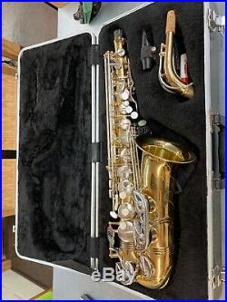 Selmer AS500 Engraved Alto Sax