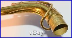 Selmer BA Balanced Action Alto Sax Neck rare and original with unusual stamping