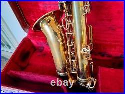 Selmer Balanced Action alto saxophone sax