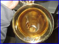 Selmer Bundy II 2 Alto Saxophone With Orig. Case NICE SAX