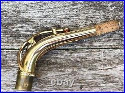 Selmer Mark 6 Alto Saxophone Crook Neck MKV1 six genuine sax