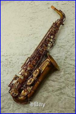 Selmer Mark VI 6 Alto Saxophone Sax 1962 Vintage Tested Used