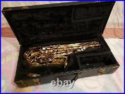 Selmer Omega Professional Alto Saxophone 1980s Model 162 SUPER NICE SAX