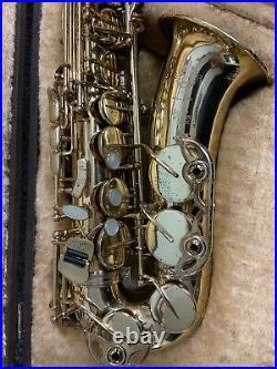 Selmer SA80 Series II alto sax