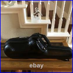 Selmer Sax-Pak by Ray Hyman, For Alto Saxophone Hard Case. Vintage 24 read