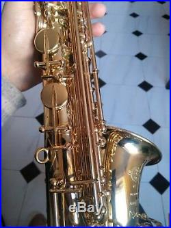 Selmer Serie III Alto Sax