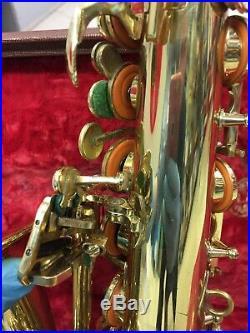 Selmer Serie III Sax Alto Inciso