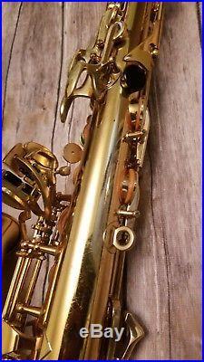 Selmer Signet Alto Sax withRascher and OttoLink mouthpieces Vandoren size 4 reeds