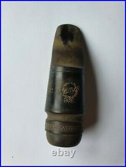 Selmer Soloist C Alto Sax Mouthpiece Vintage Short Shank