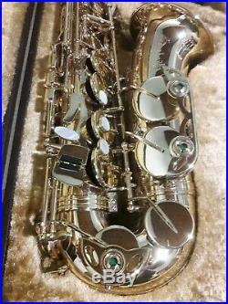 Selmer alto Super action II saxophone sax