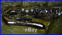 Selmer bundy alto saxophone, Selmer Bundy II Saxophone Selmer Bundy 2 alto Sax
