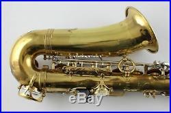 Selmer sax alto Mark VI Laccato con chiavi Argentate matricola 172691