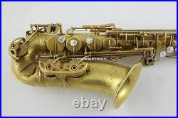 Selmer sax alto Mark VI Non Laccato con incisione matricola 71045
