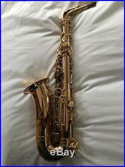 Trevor James, Signature Custom Alto Sax in rose gold