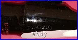 VERY RARE-DRAKE CERAMIC alto sax CLASSICAL mouthpiece