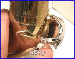 VINTAGE SELMER BUNDY II ALTO SAX SAXOPHONE WithHARD CASE -SOUNDS GREAT