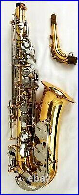 VITO (YAMAHA YAS-23) ALTO SAX Shop Adjusted Cleaned/ Refurbed+ accessories