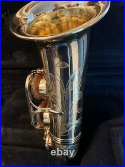 Very Nice Selmer Paris Series III Alto Saxophone Sax With Original Case + Extras