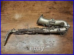 Vintage Alto Sax Saxophone Buescher True Tone Low Pitch 1923 / 1924