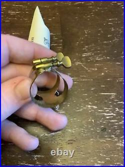 Vintage Brilhart TONALIN 3 Alto Sax Mouthpiece. HTF RARE