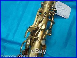 Vintage Conn 6M Lady Face-Naked Lady-Alto Sax-c  1952-Plays