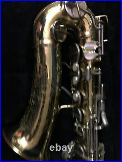 Vintage Conn 6m Alto Sax