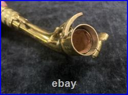 Vintage Conn New Wonder / Chu Berry Neck for Alto Sax Early 1940's