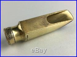 Vintage Otto Link 6 Pre Florida Tone Master Alto Sax Saxophone Mouthpiece