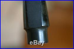 Vintage Otto Link Florida, Slant Sig, Tone Edge 5 Alto Sax Mouthpiece, No USA