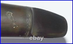Vintage Otto Link Slant Sig Alto Sax Mouthpiece Original WT Facing, Wolfe Tayne