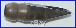 Vintage Selmer Soloist D on the Table Alto Sax Mouthpiece original 75 tip
