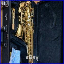 YAMAHA Alto Sax YAS 62 japan EMS good sound