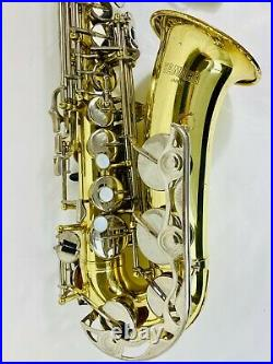 YAMAHA YAS-23 ALTO SAX CLEAN/ REFURBISHED, Everything Included SHIPS FREE