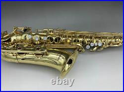 YAMAHA YAS-32 Alto Sax Saxophone Playing condition with Hard case clean conditi