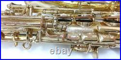 YAMAHA YAS-32 Alto Sax Saxophone With Case From Japan Expedited Shipping K