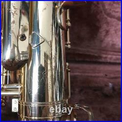 YAMAHA YAS-32 Alto Sax Saxophone With Case Gold Maintained 1 year ago Used FedEx