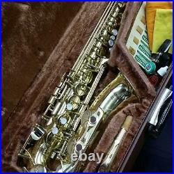 YAMAHA YAS-32 Alto Sax used
