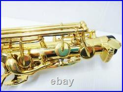 YAMAHA YAS-62 Yamaha alto sax hard case included Current