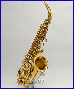 YAMAHA YAS-875EX Custom Alto Saxophone Sax with Hard Case EMS with Tracking NEW