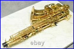 YANAGISAWA Prima A-902 alto sax used in Japan