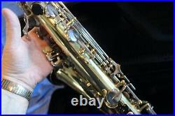 Yamaha 200AD alto sax Hear it at https//youtu. Be/Yuhnb7eBgn4 Band dir Approve